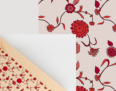 Surface and Print Design, Le Jahaan– Luxury Packaging