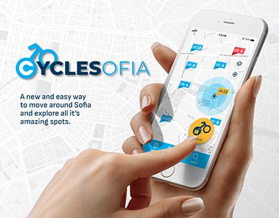 Bicycle Rent App Case Study