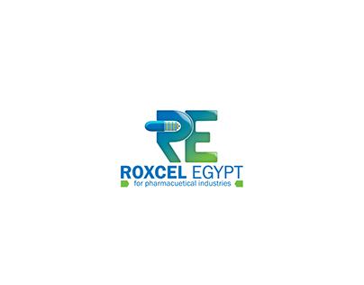Roxcel Egypt  logo & Branding