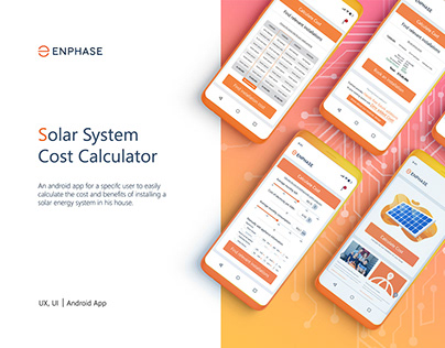 Cost calculator for Solar System Installation