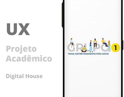 UX Case Study (2020)