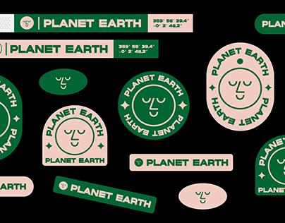 Planet Earth Identity