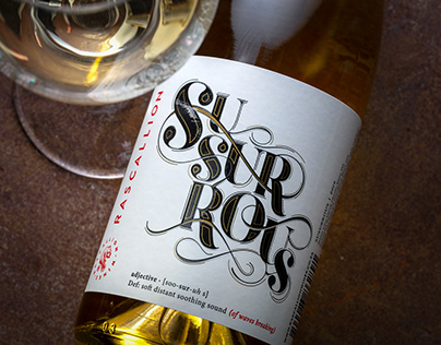Rascallion | Word Collection Wine Labels