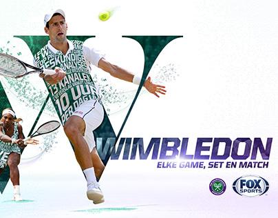 Wimbledon 2015 - FOX Sports (NL)
