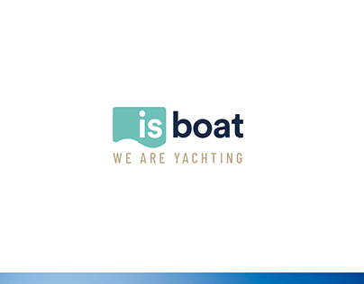 is boat - logo concept