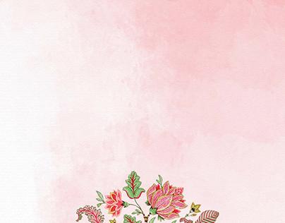 Samantha Rajagopal: Wedding Invitation Design