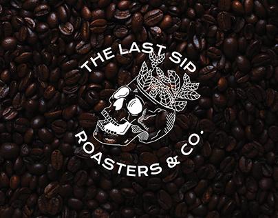 The Last Sip - Coffee Branding