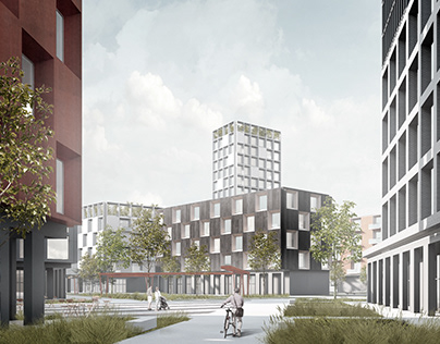 Urban Design Project - Year 3 Term 6