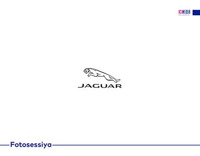 Jaguar fotosessiya
