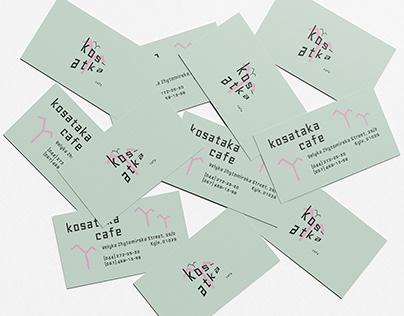 Kosatka.cafe Branding
