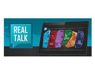 Educational App : Real Talk