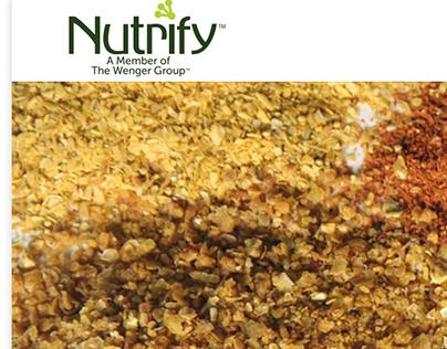 Nutrify, LLC Web Site