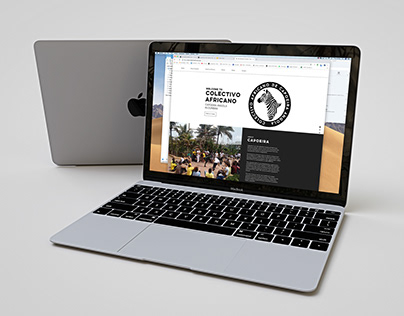 Website | Colectivo Africano de Capoeira Angola
