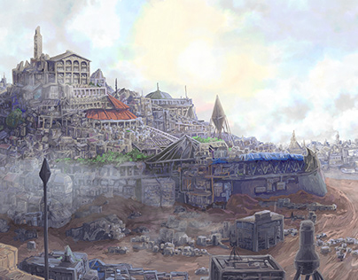 The Town of Beginning