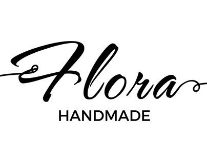 Flora Hanmade jewellery - identity