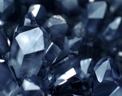 Fin Crystal - Birth of a Crystal