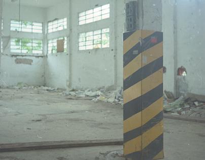 Deserted Paper Mill