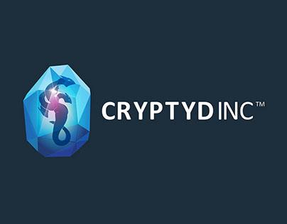 Cryptyd Games Brand Identity