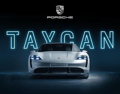 Porsche Taycan - Ra mắt trực tuyến