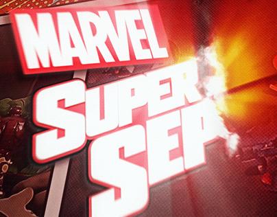Marvel: Super Hero Spectacular/September Tags