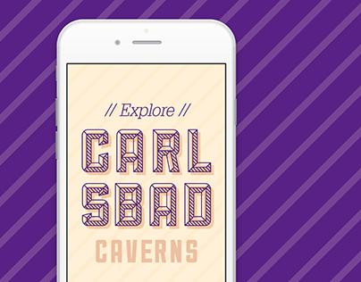 Explore Carlsbad Caverns App