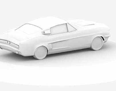 3d car modeling, 3ds max