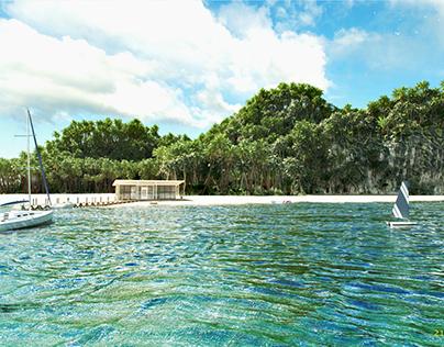 CG Isla Vacaciones
