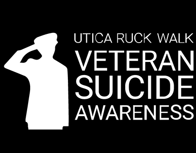 Utica Ruck Walk for Veteran Suicide Awareness