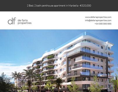 De Faria Properties Email