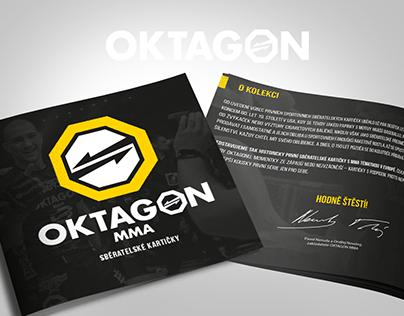 Boxing trading card OKTAGON_SK_CZ