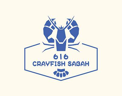 616 crayfish Logo