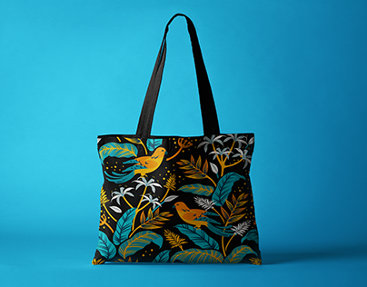 Bolso Tropical