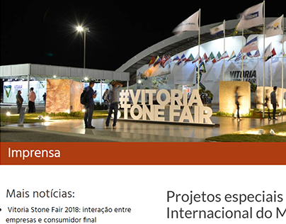 Vitoria Stone Fair 2019 - PR, Copywriting & Translation