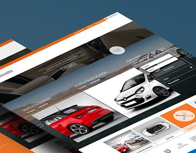 Transports Company Responsive Website