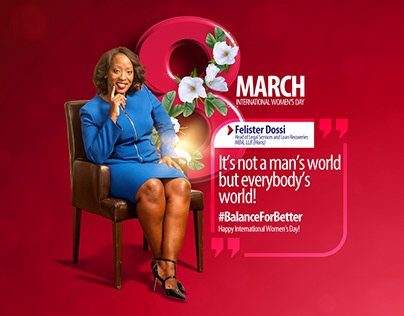 NBS International Women's Day Series Adverts