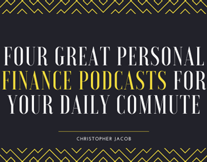 Four Great Personal Finance Podcasts for Your Commute