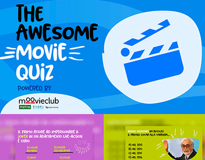 The Awesome Movie Quiz