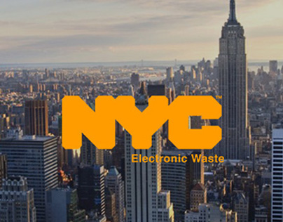 NYC Services-Electronic Waste