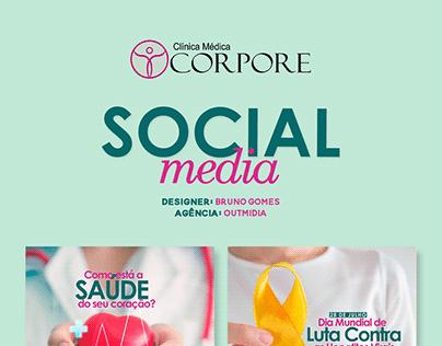 Social Media - Corpore