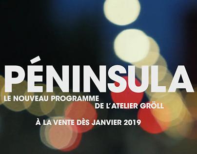 Atelier Gröll - Péninsula