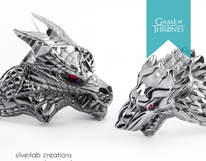 Game of Thrones inspired jewelry