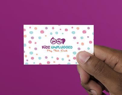 KidzUnplugged | Corporate Identity