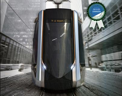 Tram design concept 2020