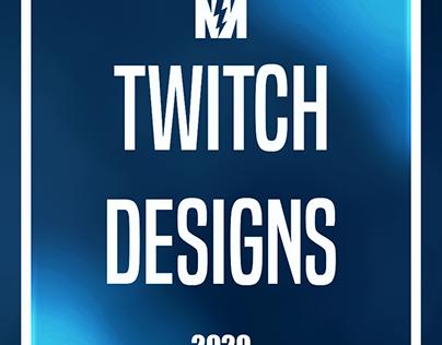 TWITCH DESIGNS