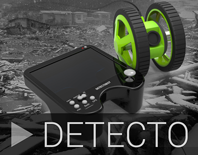 Detecto - a portable survivor detector