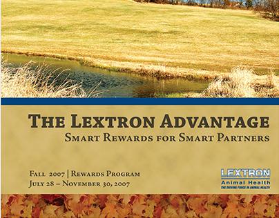 Brochure for Lextron Animal Health