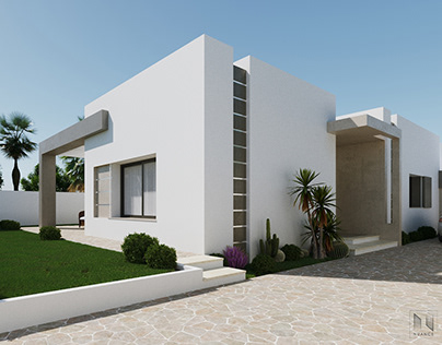 Villa A in Sfax