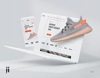 JIKON | online store website