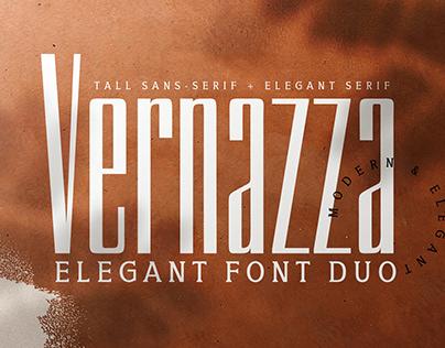 Vernazza - Elegant Font Duo