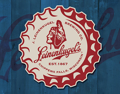 Leinenkugel's Brand Merch Crown Mark